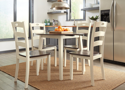 Picture of Woodanville Table & 4 Chairs