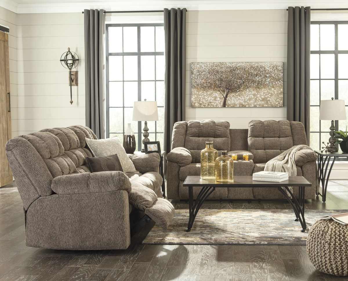 Picture of Workhorse Reclining Loveseat