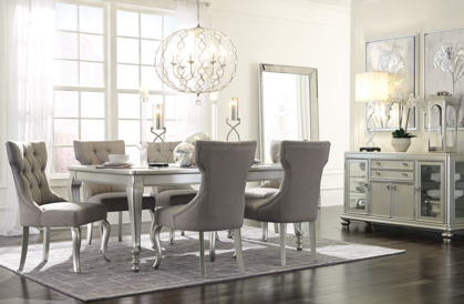 Picture of Coralayne Table & 6 Chairs