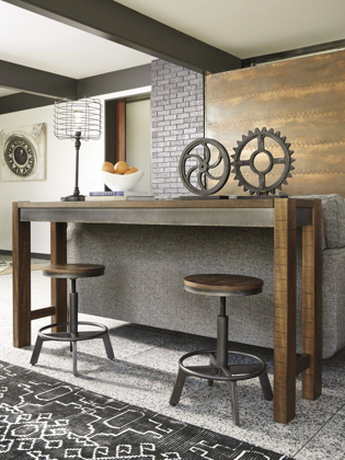 Picture of Torjin Counter Height Pub Table