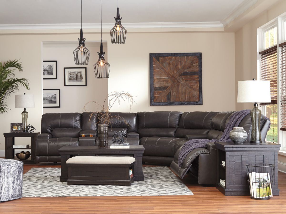 Picture of McCaskill Reclining Sectional