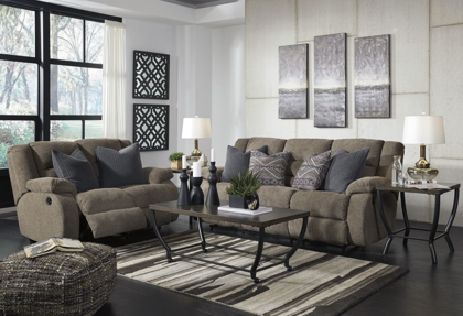 Picture of Nason Reclining Loveseat