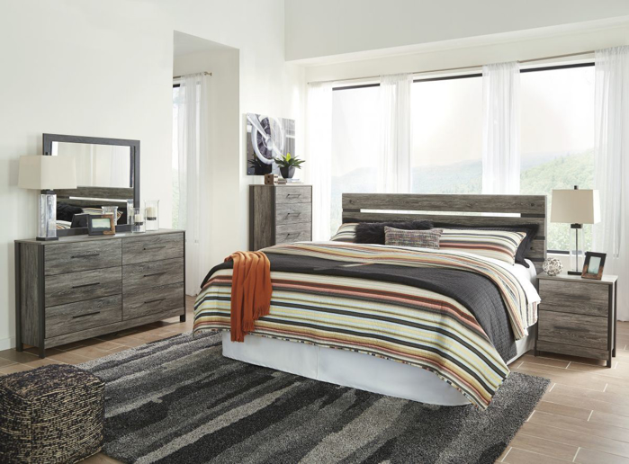 Picture of Cazenfeld King/Cal-King Size Headboard