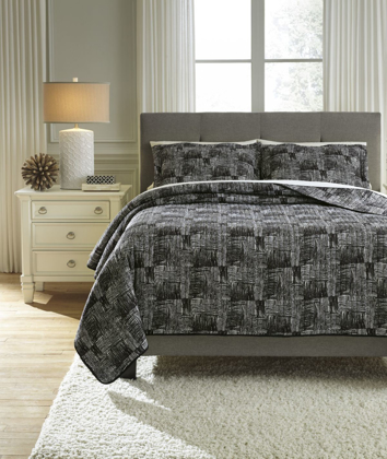 Picture of Jabesh Queen Quilt Set