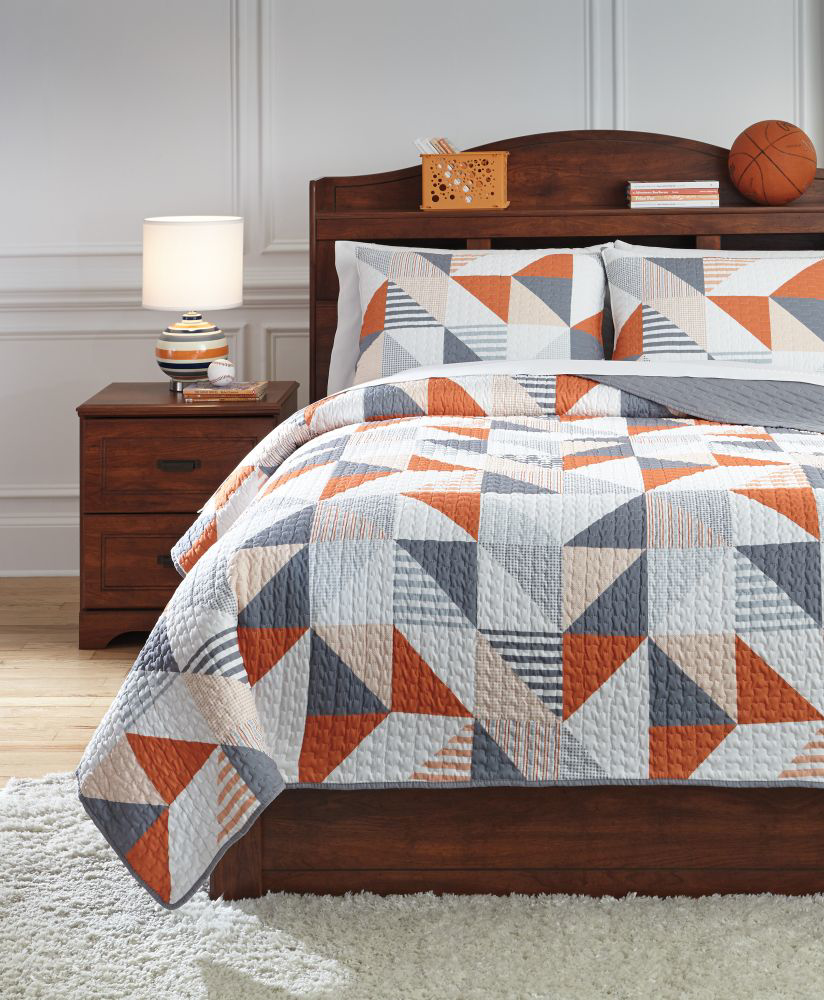 Picture of Layne Full Coverlet Set