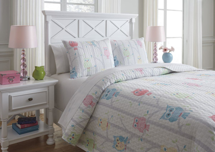 Picture of Lucille Full Coverlet Set
