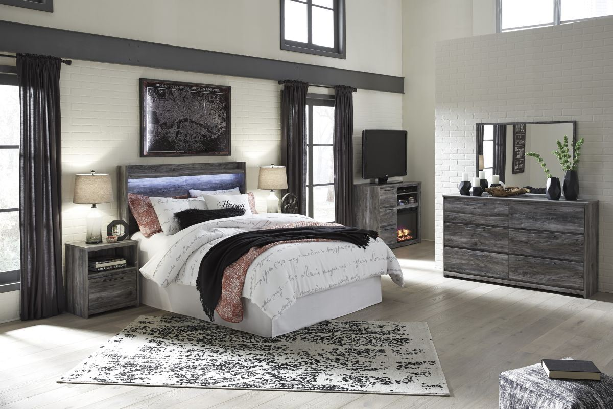 Picture of Baystorm Queen Size Headboard