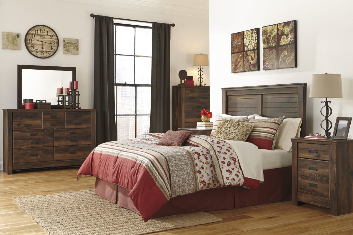 Picture of Quinden King Size Headboard