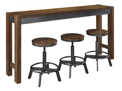 Picture of Torjin Pub Table & 3 Stools