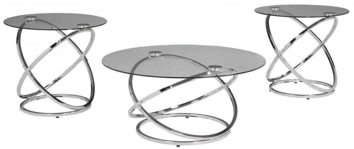 Picture of Hollynyx 3 Piece Table Set