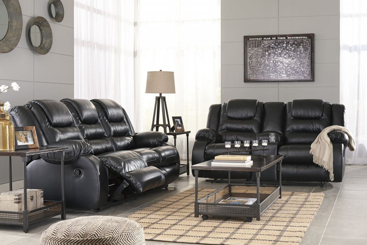 Picture of Vacherie Reclining Loveseat