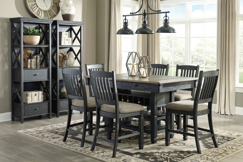 Tyler Creek Counter Height Pub Table