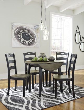 Picture of Froshburg Table & 4 Chairs