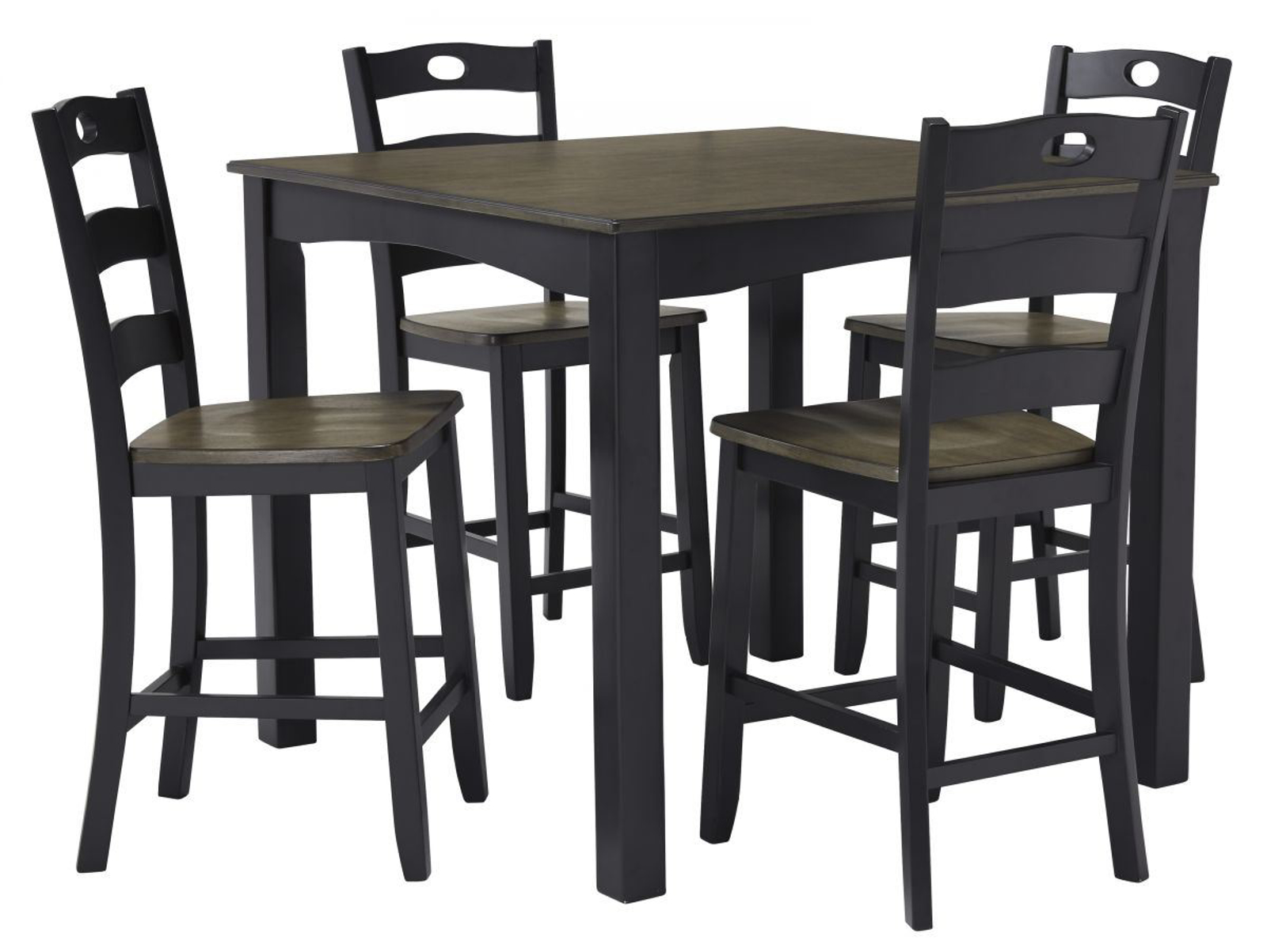 Picture of Froshburg Pub Table & 4 Stools