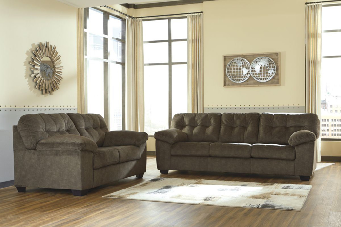 Picture of Accrington 2 Piece Sofa & Loveseat
