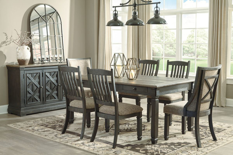 Tyler Creek Table & 6 Chairs