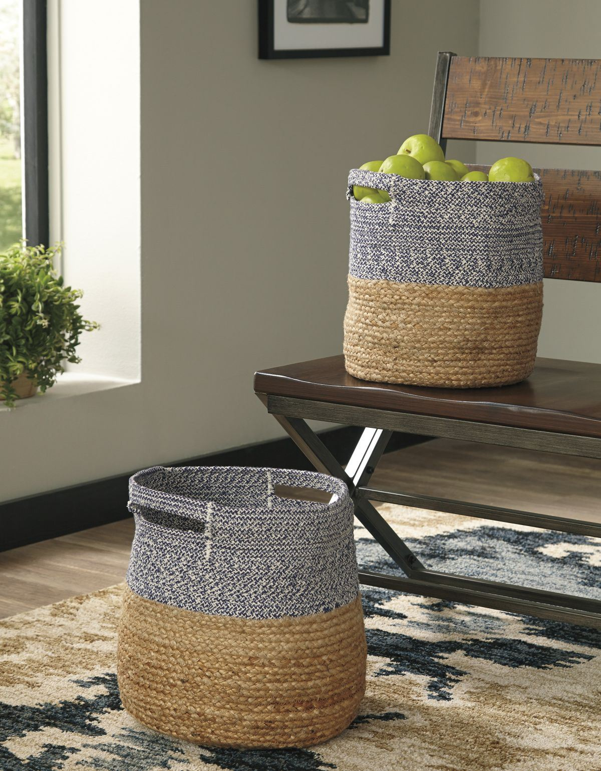 Picture of Parrish 2 Piece Basket Set
