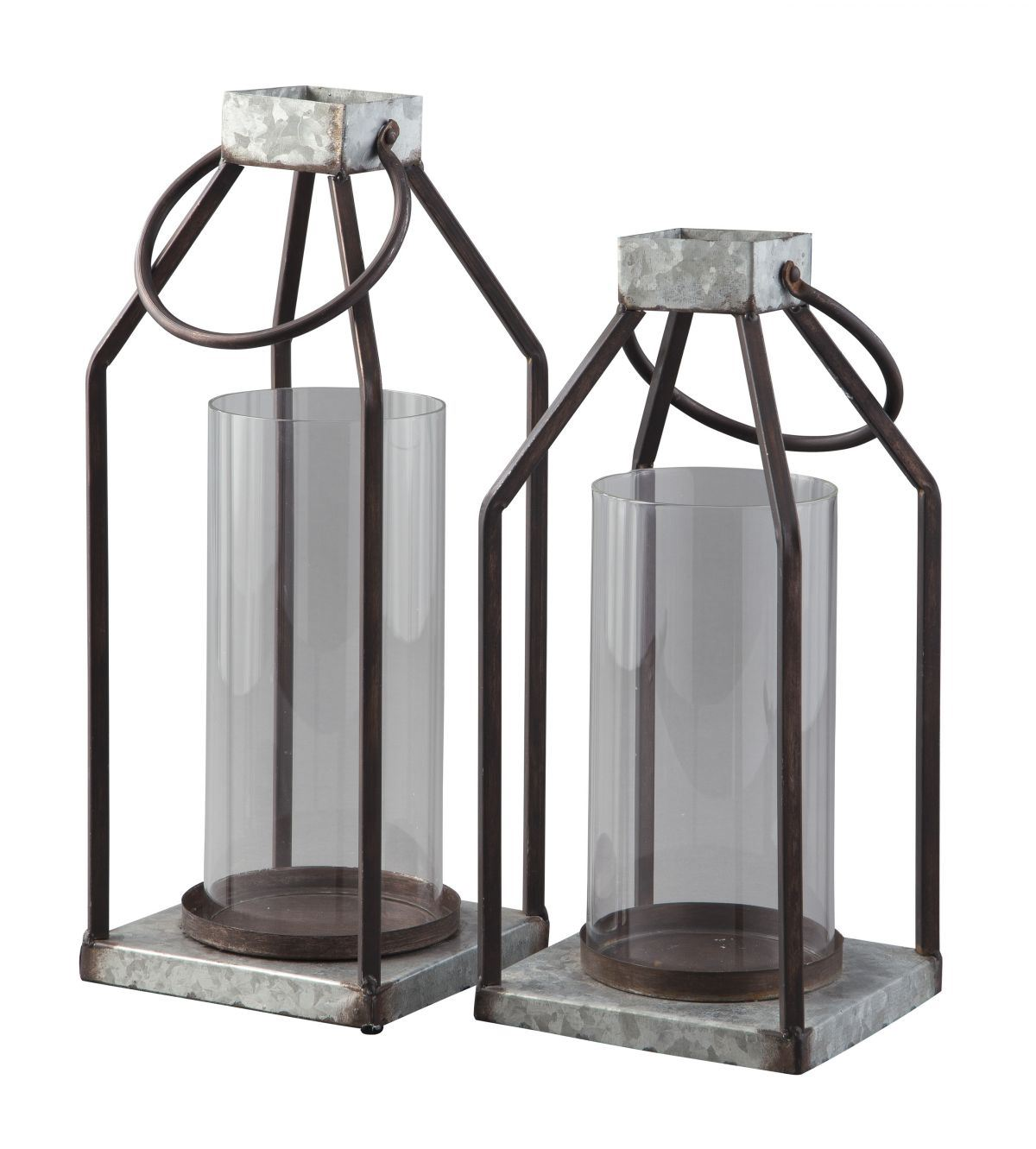 Picture of Diedrick 2 Piece Lantern Set
