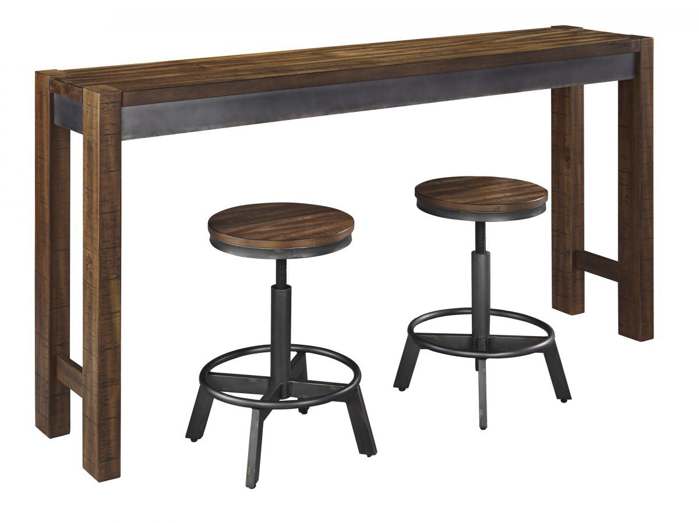 Picture of Torjin Pub Table & 2 Stools