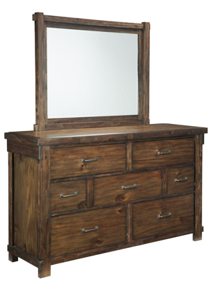 Picture of Lakeleigh Dresser & Mirror