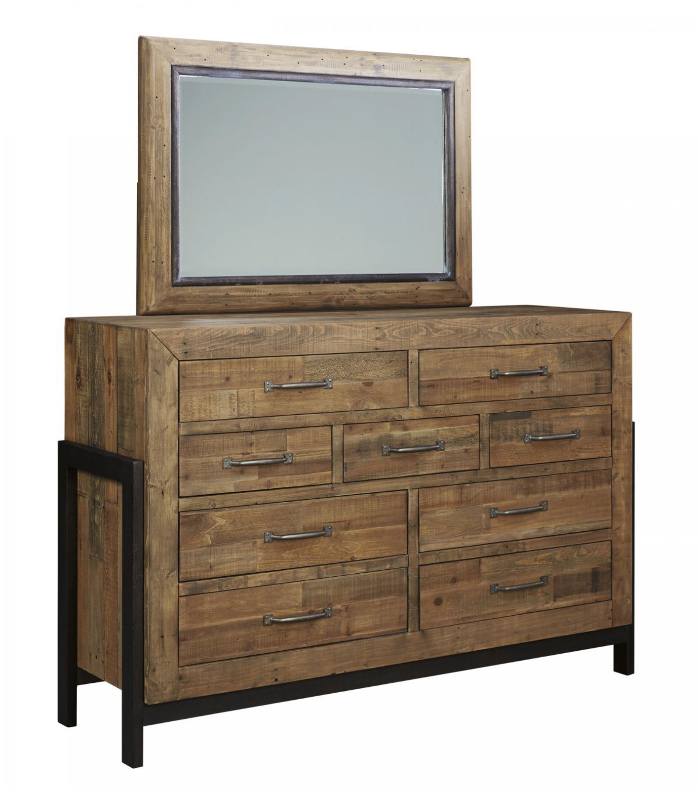 Picture of Sommerford Dresser & Mirror