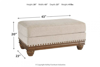 Picture of Harleson Ottoman