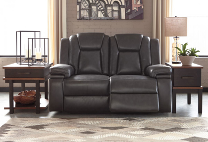 Picture of Garristown Reclining Power Loveseat