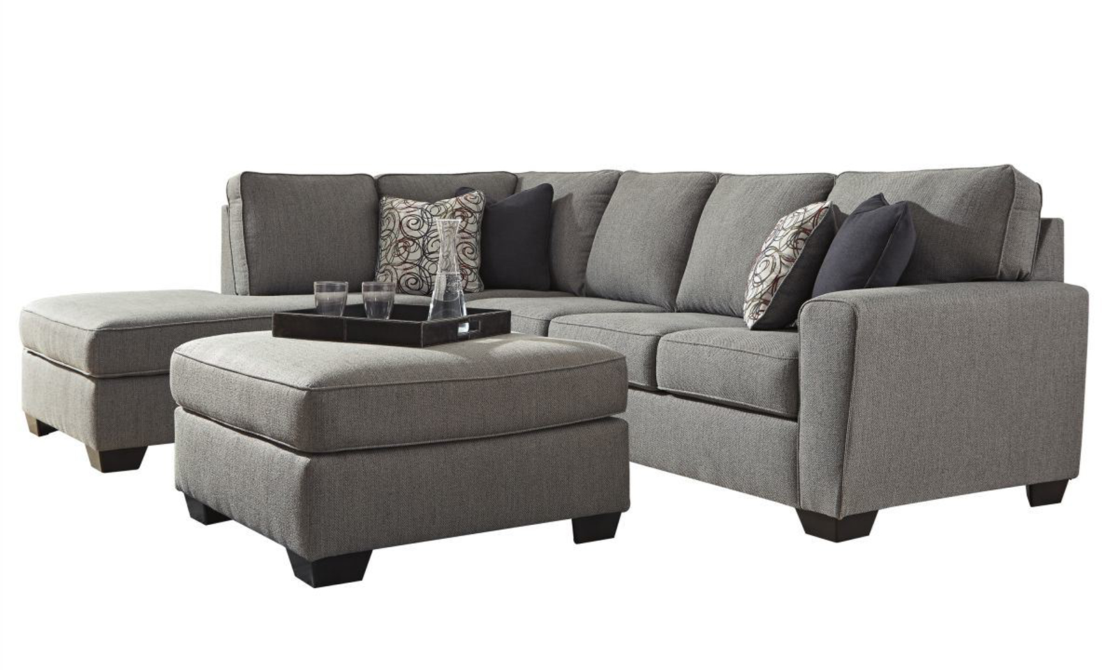 Picture of Larusi Sectional with Ottoman