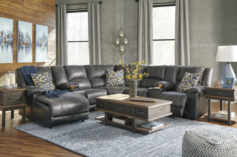 Nantahala Reclining Sectional