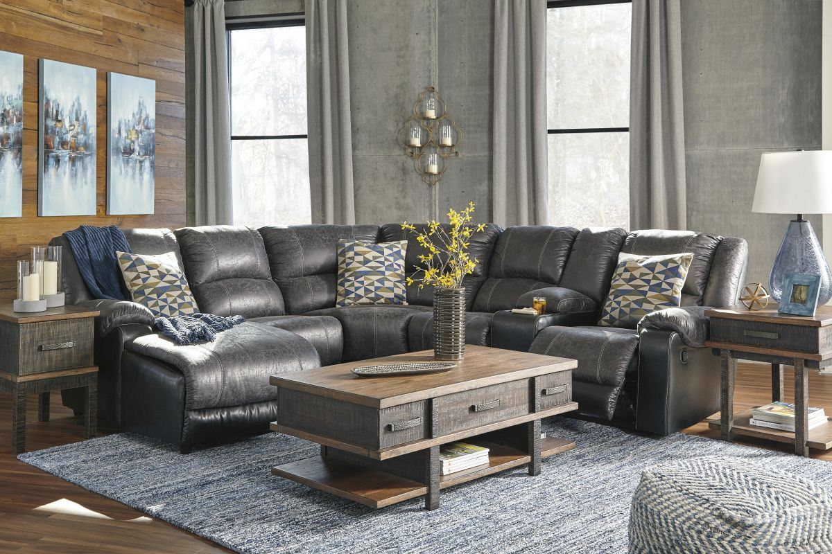 Picture of Nantahala Reclining Sectional