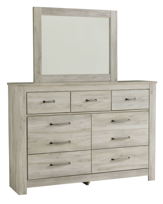 Picture of Bellaby Dresser & Mirror