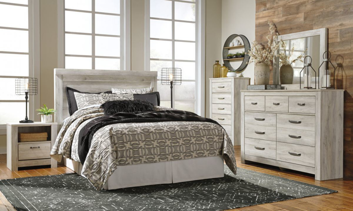 Picture of Bellaby Queen Size Headboard