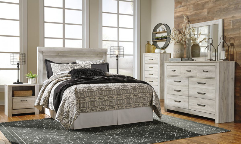 Bellaby Queen Size Headboard