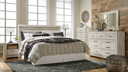 Picture of Bellaby King Size Headboard