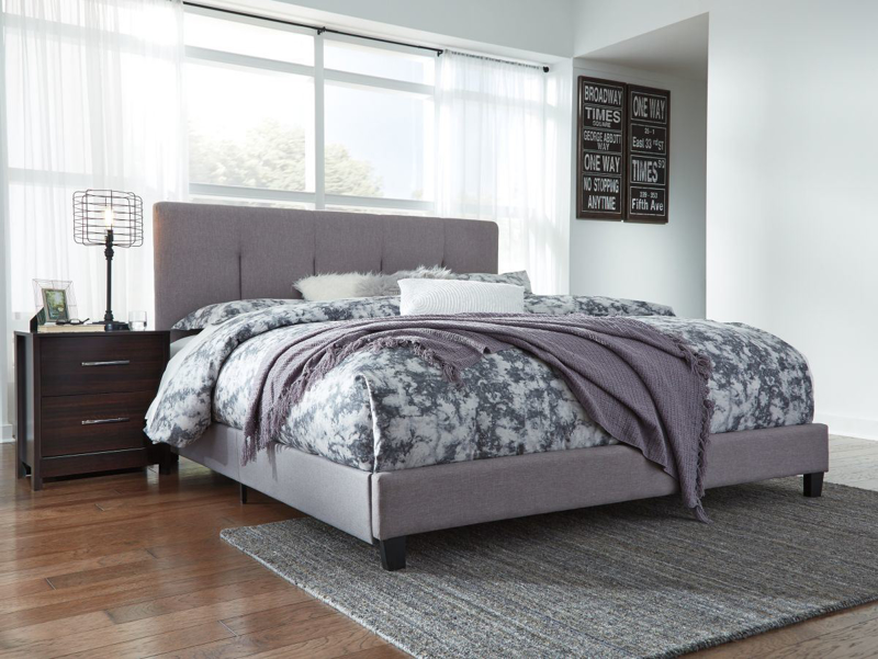 Dolante King Size Bed