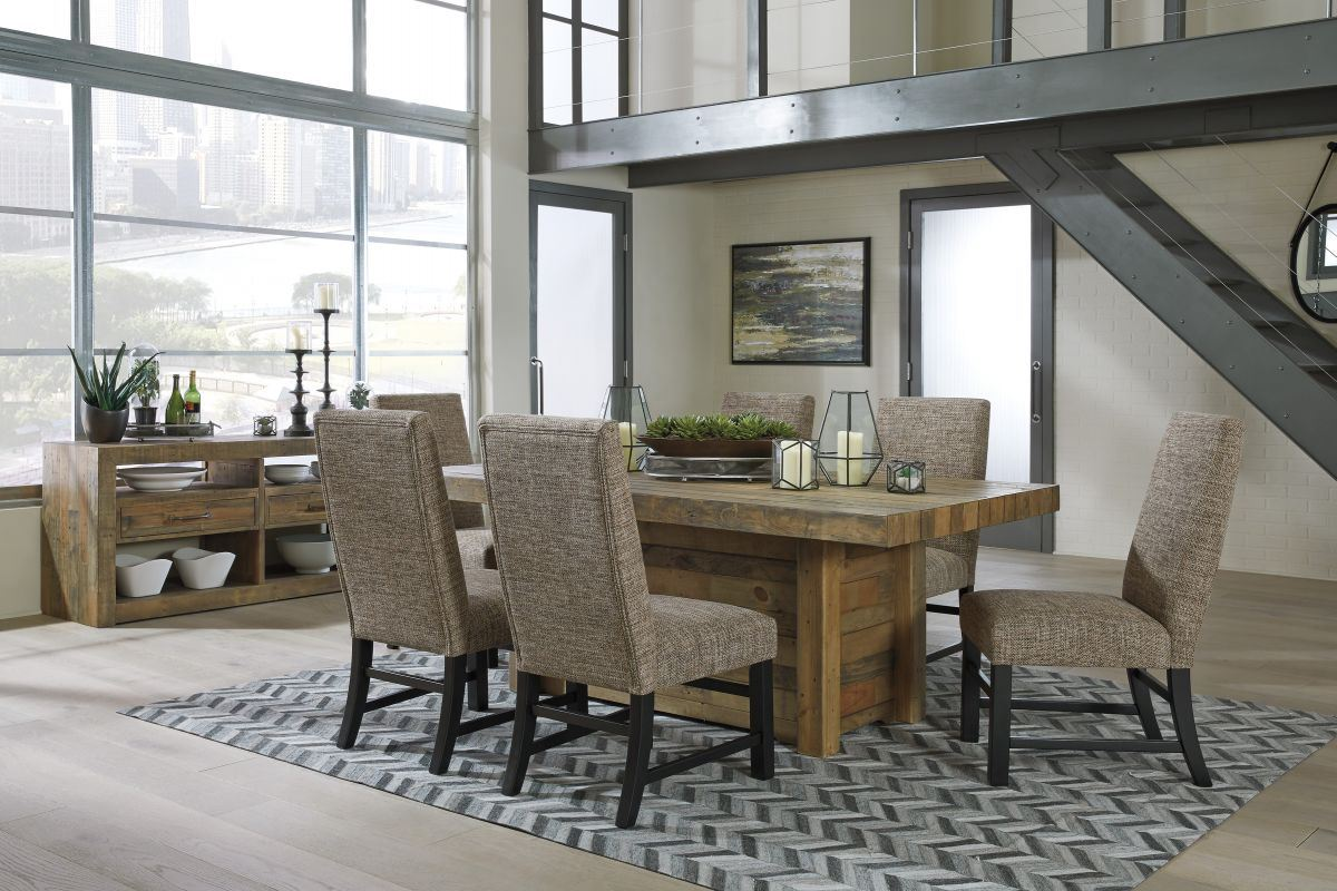 Picture of Sommerford Table & 6 Chairs