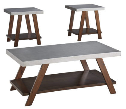 Picture of Bellenteen 3 Piece Table Set