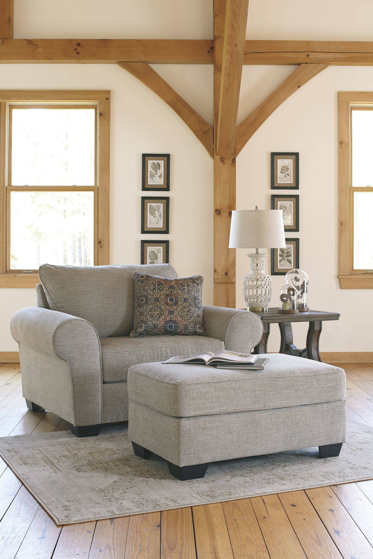 Picture of Belcampo Ottoman