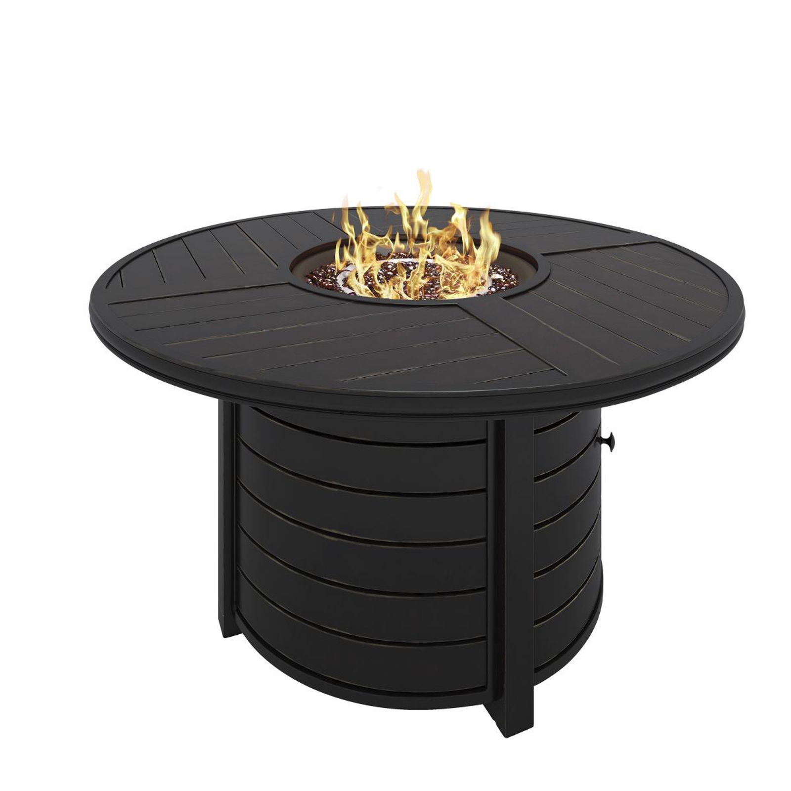 Picture of Castle Island Fire Pit Table