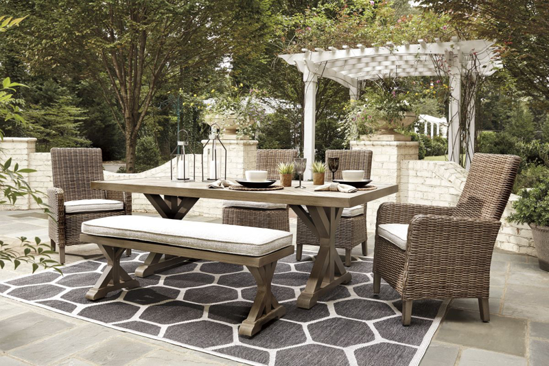 Beachcroft Patio Dining Table