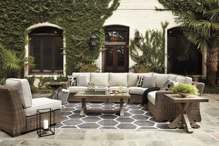 Picture of Beachcroft Patio Sectional