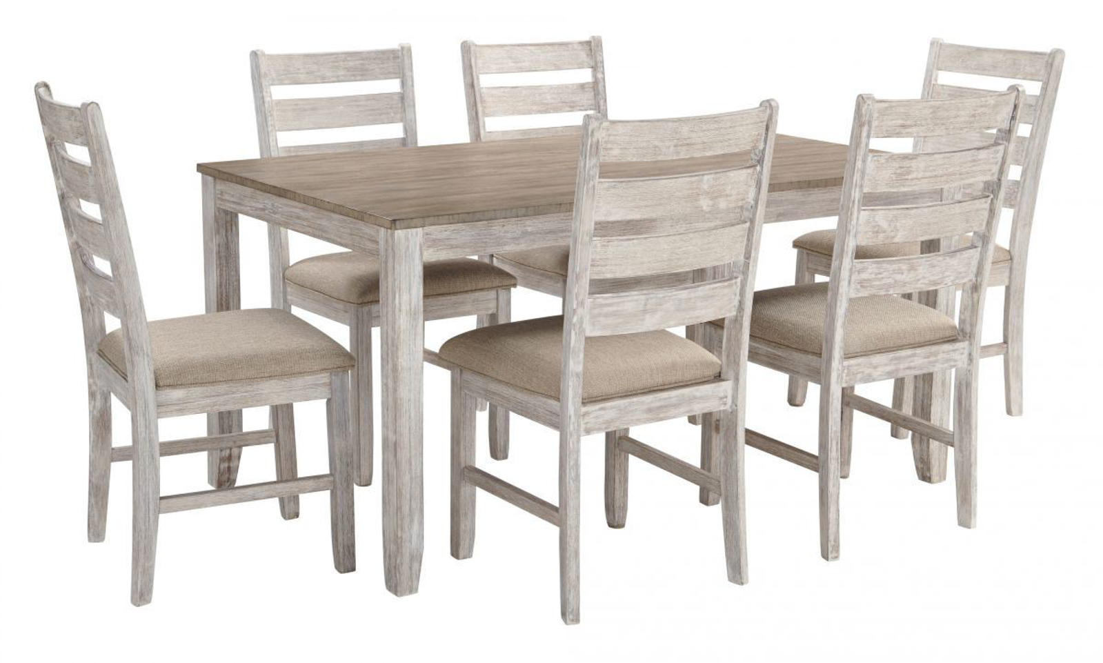 Picture of Skempton Table & 6 Chairs