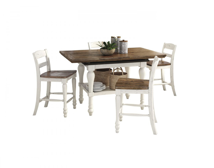 Picture of Marsilona Pub Table & 4 Stools