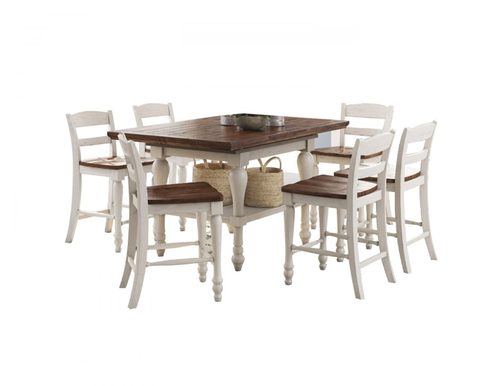 Picture of Marsilona Pub Table & 6 Stools