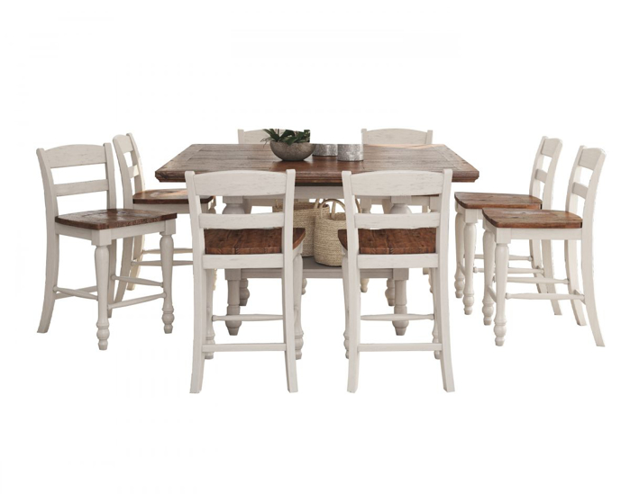 Picture of Marsilona Pub Table & 8 Stools