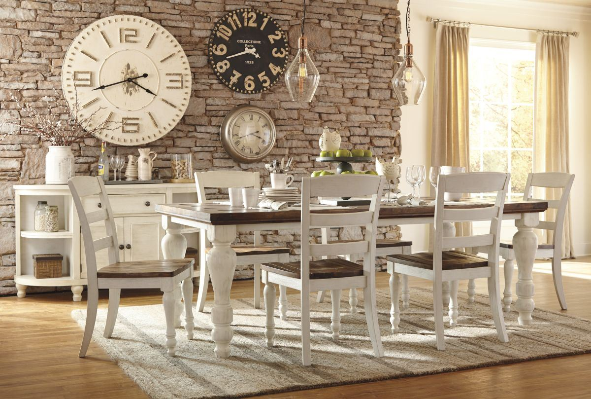 Picture of Marsilona Table & 6 Chairs