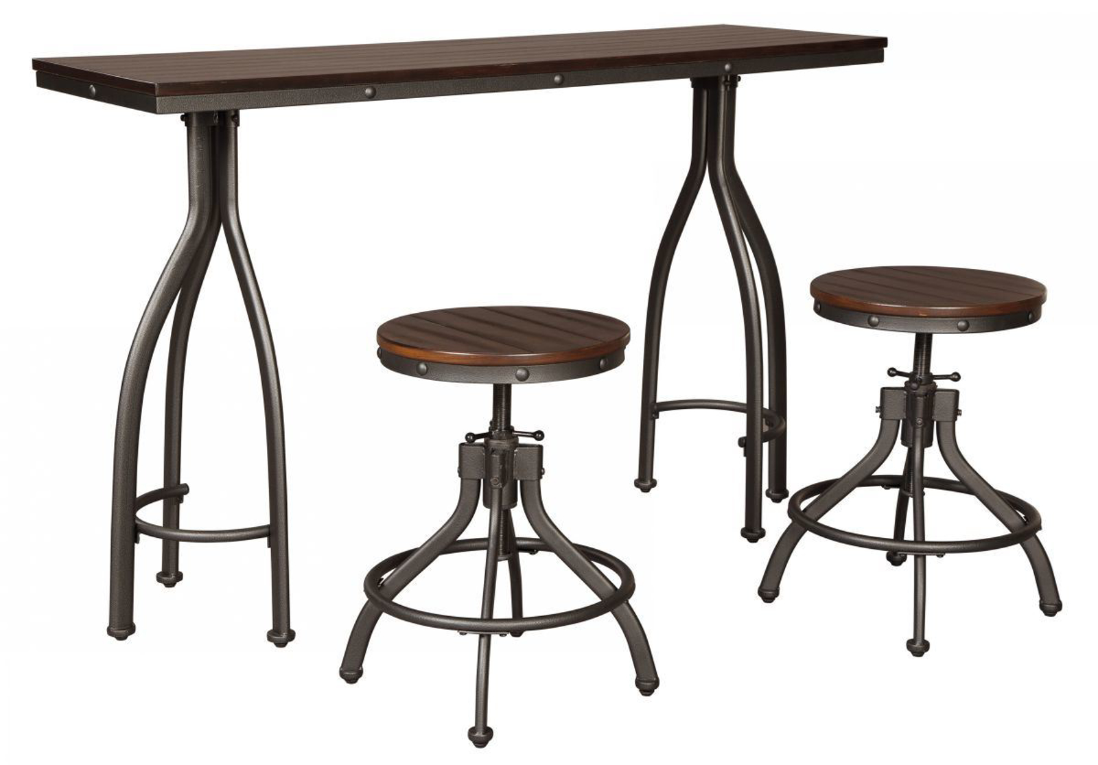 Picture of Odium Pub Table & 2 Stools
