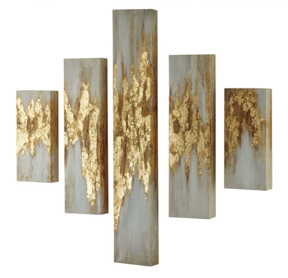 Picture of Devlan 5 Piece Wall Art Set