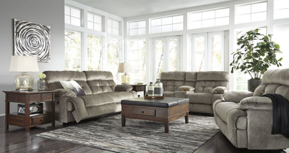 Picture of Brassville Reclining Sofa