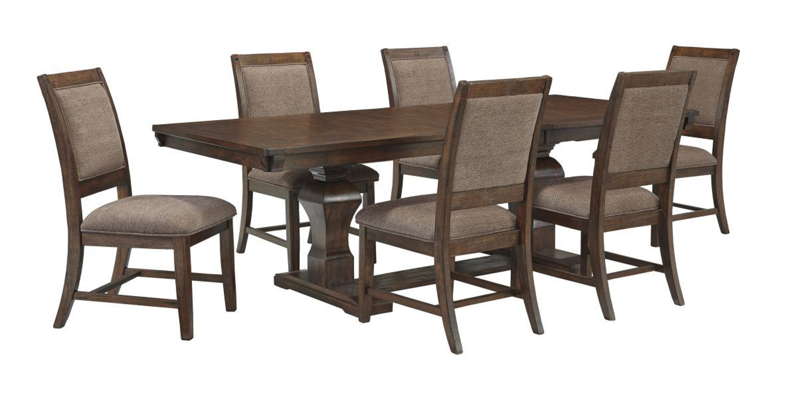 Picture of Windville Table & 6 Chairs